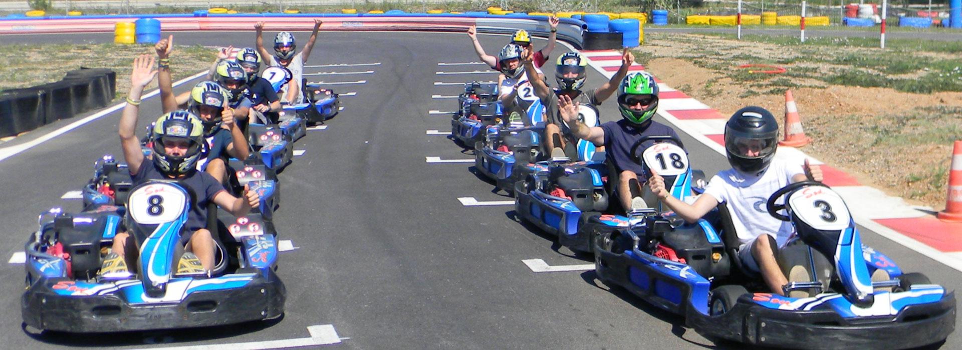 EuropKart Karting Marseillan